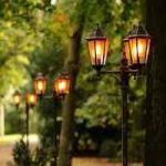 Купить парковые светильники для сада, парка, ресторанов можно у нас