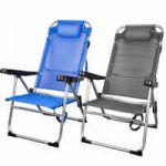 Раскладные стулья для дачи и пляжа, шезлонги, пляжные кресла